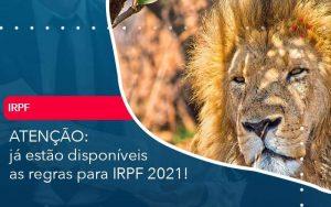 Já Estão Disponíveis As Regras Para Irpf 2021 - Quero montar uma empresa